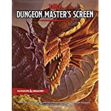 D&D Dungeon Master's Screen (D&D Accessory)