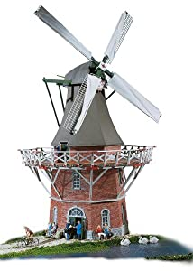 Faller - Edificio industrial de modelismo ferroviario G escala 1:22.5 (4003260000000)