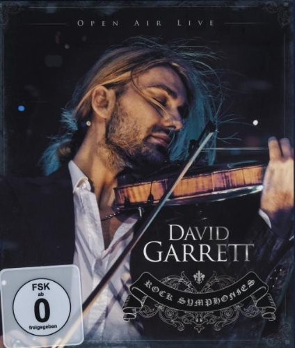 David Garrett - Rock Symphonies/Open Air Live [Blu-ray] (Air Blu-ray)