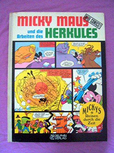 MICKY MAUS und die Arbeiten des HERKULES (Hardcover) (Die Arbeit Des Herkules)