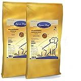 12,5 kg Lyra Pet Dog Senior + 12,5 kg Lyra Pet Dog Adult Lamm & Reis Hundefutter