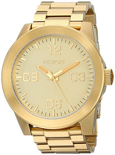 Nixon Men's A346502 Corporal SS Watch image