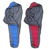 OUTAD Außen Winter Schlafsack Camping Wasserdicht Warming Einzel Schlafsäcke - 6