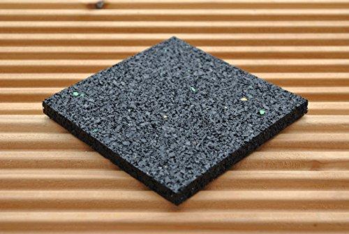 50 Stück 8mm Terrassenpad, Terrassenpads, Gummigranulat, Terrassenbau