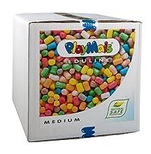 Loick Biowertstoff PlayMais , Eduline in Formato Medio, ca 3150 Pezzi