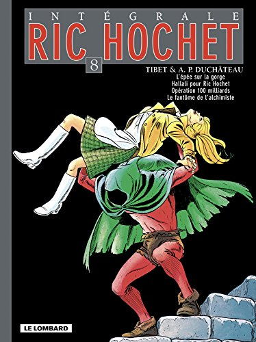 Ric Hochet - Intégrale - tome 8 - Ric Hochet - Intégrale