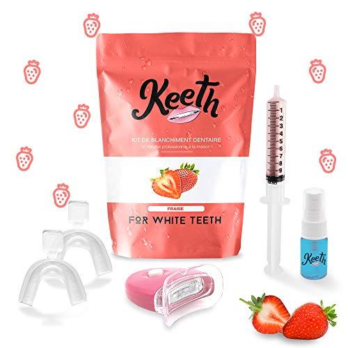 Kit blanchiment dents - Keeth go...