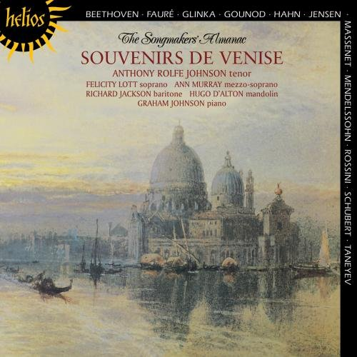 Souvenirs De Venise (Johnson, Lott, Murray, Jackson)