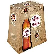 Estrella Galicia Cerveza Estrella de Galicia pack 24 botellas x 33 cl