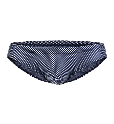 Surenow Männer Herren Sexy Unterhose Unterwäsche Slip Tanga Königsblau