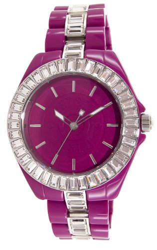 Jet Set Woman Women's Analogue Watch with multicolour Dial Analogue Display - J15144-06