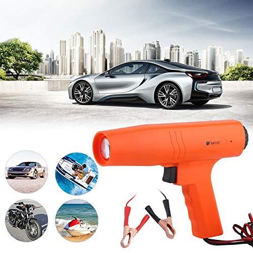Pudincoco Professionelle 12 V Zündung Timing Licht Reparatur Zylinder Detektor Auto Power Tester Diagnosewerkzeug für Auto Motorrad