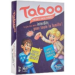 Taboo Enfants contre Parents - Jeu de societe de réflexion - Version française