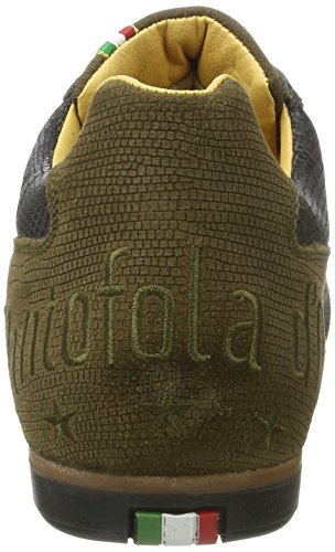 Imola Funky Low Slipper, Chaussure Pour Homme (vert)
