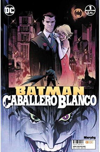 Batman: Caballero Blanco núm. 01
