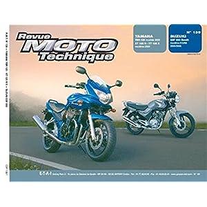 Yamaha YBR125/XT125R ; Suzuki GSF650/S/A/SA