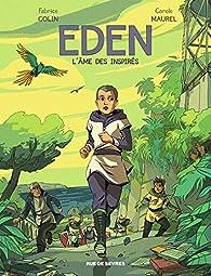 Eden - L'âme des inspirés par Fabrice Colin