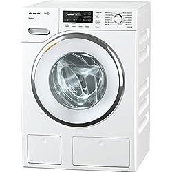 Miele WMG120WPS D LW TwinDos Waschmaschine FL / A+++ / 176 kWh / Jahr / 9900 Liter / Jahr / 8 kg / 1600 UpM / Thermo-Schontrommel / TwinDos / lotosweiß