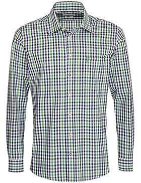 Almsach Trachtenhemd Rupert Regu