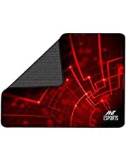 Ant Esports MP200 Medium Waterproof Mousepad (Black and Red)