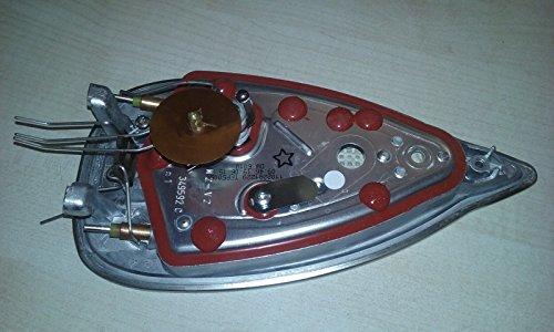 Rowenta piastra termostato resistenza ferro Eco Intelligence DW6010 DW6020