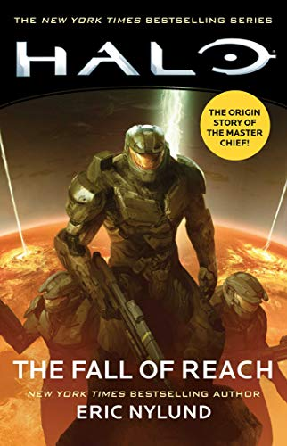 HALO: The Fall of Reach (English Edition) (Cortana 5 Halo)