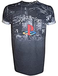 T-Shirt 'Playstation' - Logo Classic - Taille L