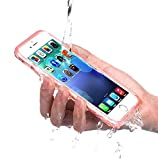 Best Iphone 6 Underwater Cases - Waterproof Phone Cases Full Protection Cover Transparent Bumper Review