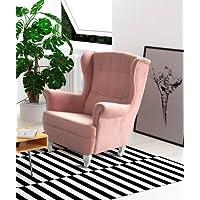 Sessel Altrosa suchergebnis auf amazon de für rosa sessel stühle wohnzimmer