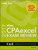 #8: Wiley CPAexcel Exam Review April 2017 Study Guide: Financial Accounting and Reporting (Wiley Cpa Exam Review)
