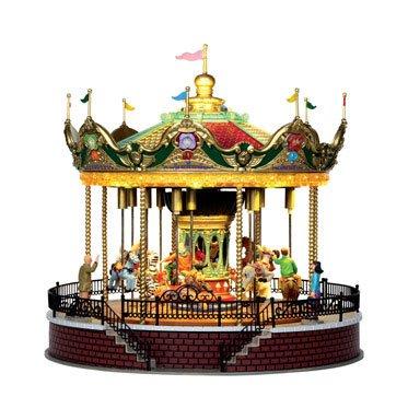 Lemax Carnival Sunshine Carousel 4.5v