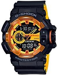 Casio Men's G-Shock GA400BY-1A Black Resin Japanese Quartz Diving Watch