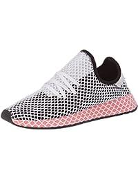 buy online e9c64 50b75 adidas Deerupt Runner W, Chaussures de Gymnastique Femme