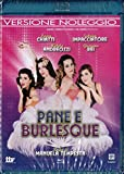 Locandina pane e burlesque (blu-ray) - versione noleggio