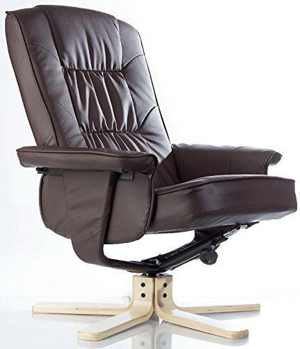Charles Jacobs Executive Recliner Chair Luxury High Back