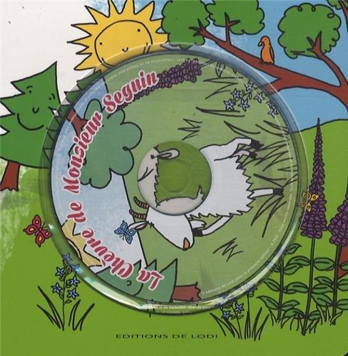 La chèvre de Monsieur Seguin (1CD audio) par Editions de Lodi