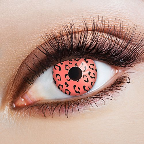 ote Kontaktlinsen zum Halloween Kostüm / Faschingskostüme (Kontaktlinsen Halloween Billig)