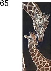 Gmgqsago Giraffe DIY Full Diamond Painting Kreuzstich Stickerei Home Wall Decoration – 76