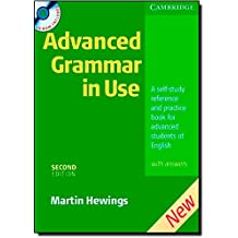 Advanced Grammar In Use - Second Edition (+ Key+  CD)