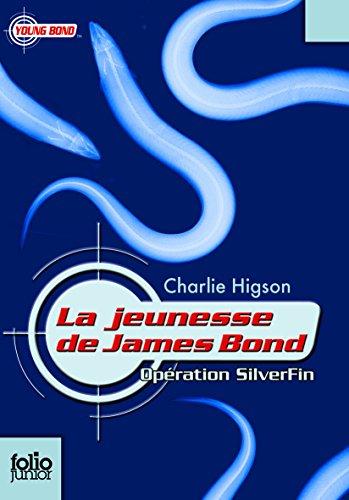 La jeunesse de James Bond, I:Opération SilverFin par Charlie Higson