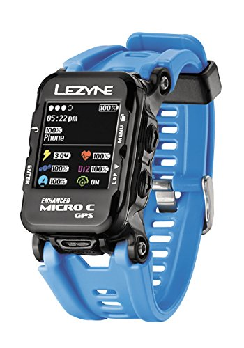 Lezyne 1-GPS-WATCHC-V110 Reloj Micro GPS