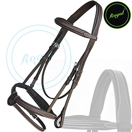 runners-full-padded-anatomic-head-piece-bridle-with-u-shaped-detachable-flash-reins-buffalo-leather-