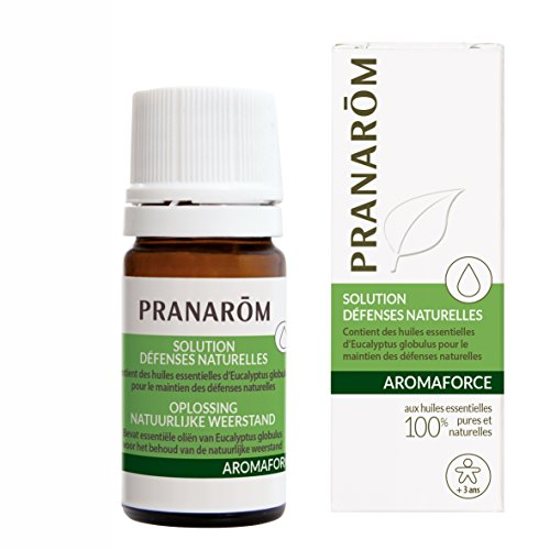 Pranarôm - AROMAFORCE - Solution - Défenses naturelles  - 5 ml