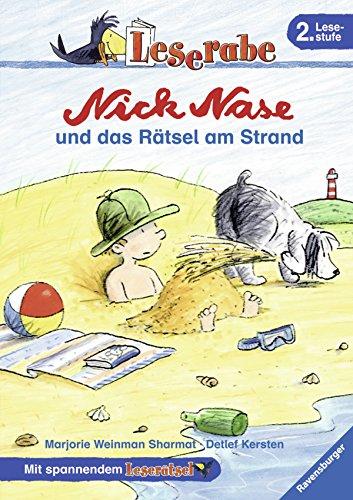 Nick Nase und das Rätsel am Strand (Leserabe - 2. Lesestufe)