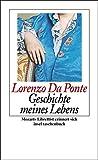 Image de Geschichte meines Lebens: Mozarts Librettist erinnert sich (insel taschenbuch)