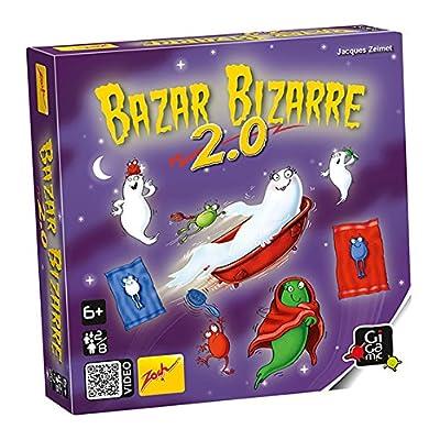 Gigamic - ZOBA2 - Jeu d'ambiance - Bazar Bizarre 2.0