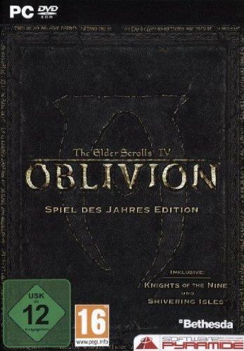 The Elder Scrolls IV: Oblivion - Spiel des Jahres Edition [Software Pyramide] - [PC] (Elder Pc Scrolls Iv)