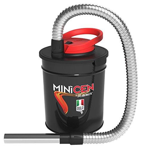 Ribitech - prcen011 - Aspirateur à cendres froides 10l 800w minicen