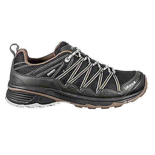 Lafuma M Track Climact, Chaussures de Randonnée Basses Homme Black/Marmot