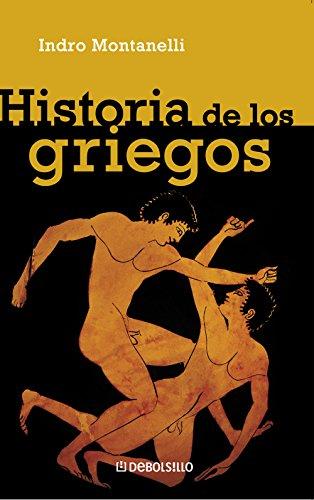 Historia de los griegos por Indro Montanelli